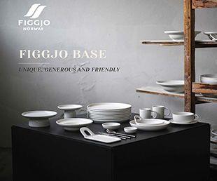 Νέος κατάλογος Base Figgjo